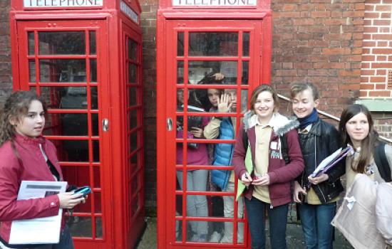 Journée à Canterbury du vendredi 14 mars 2014