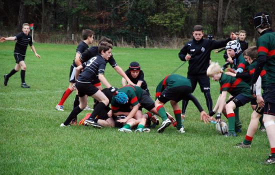 Echange Rugby 2014