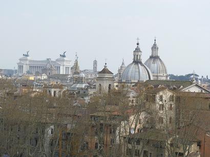 Séjour culturel à Rome