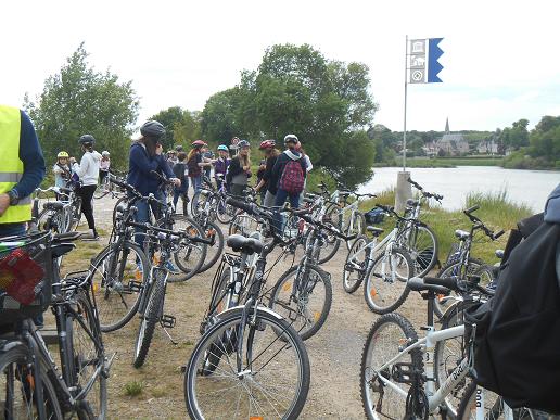 Séjour cyclo-touristique en Val de Loire