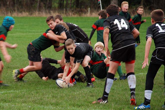 Echange Rugby